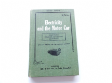 Electricty and the Motor Car (Hutto 1928)